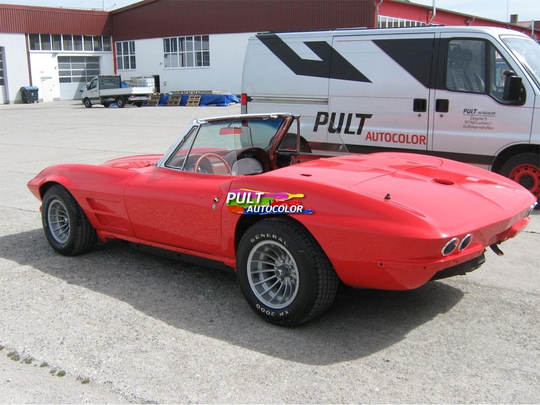 Corvette Oldtimer Lackierung.JPG
