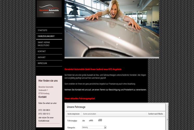 illerwinkel automobile fahrzeugmarkt